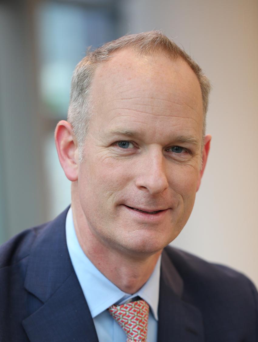 Andrew Ovey, head of healthcare at AXA IM-RA