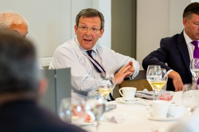 Kenneth MacKenzie, Target Fund Managers chief executive officer