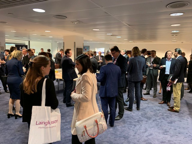 LaingBuisson's Investing in Healthcare Conference 2019