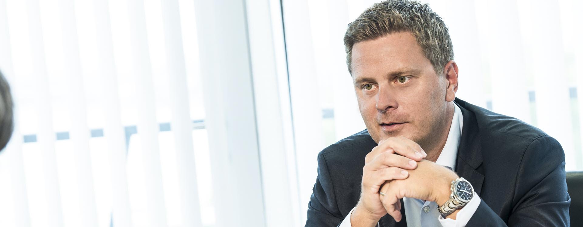 Switzerland: Thomas Schinecker named chief executive of